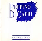 Peppino Di Capri 「In concerto」